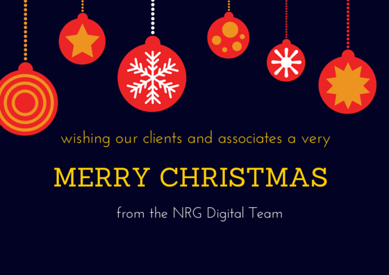 NRG Digital team