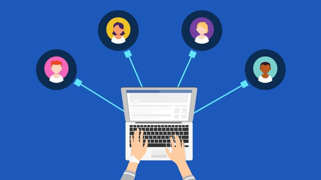 image to support article on how to communicate effectively with remote workers