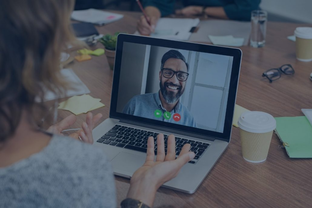video calls can be a highly effective way to communicate with remote workers