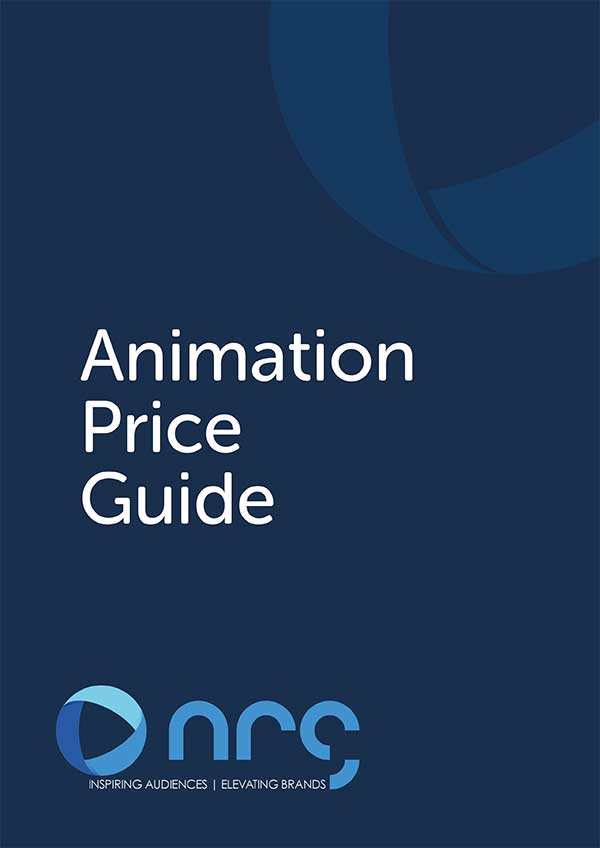 image of front cover of animation price guide